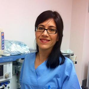 Μαρίζα Νάκου Αναισθησιολόγος