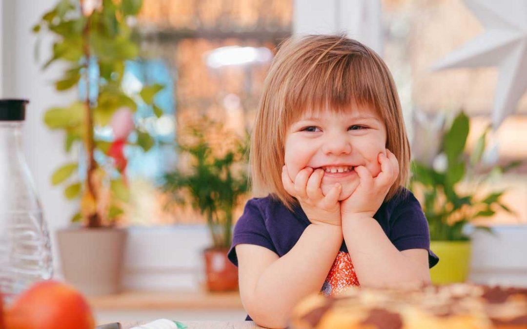 Κρατώντας τα δόντια των παιδιών υγιή